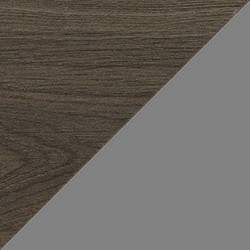 Oak Denver /Dark Grey glass P30 /2232